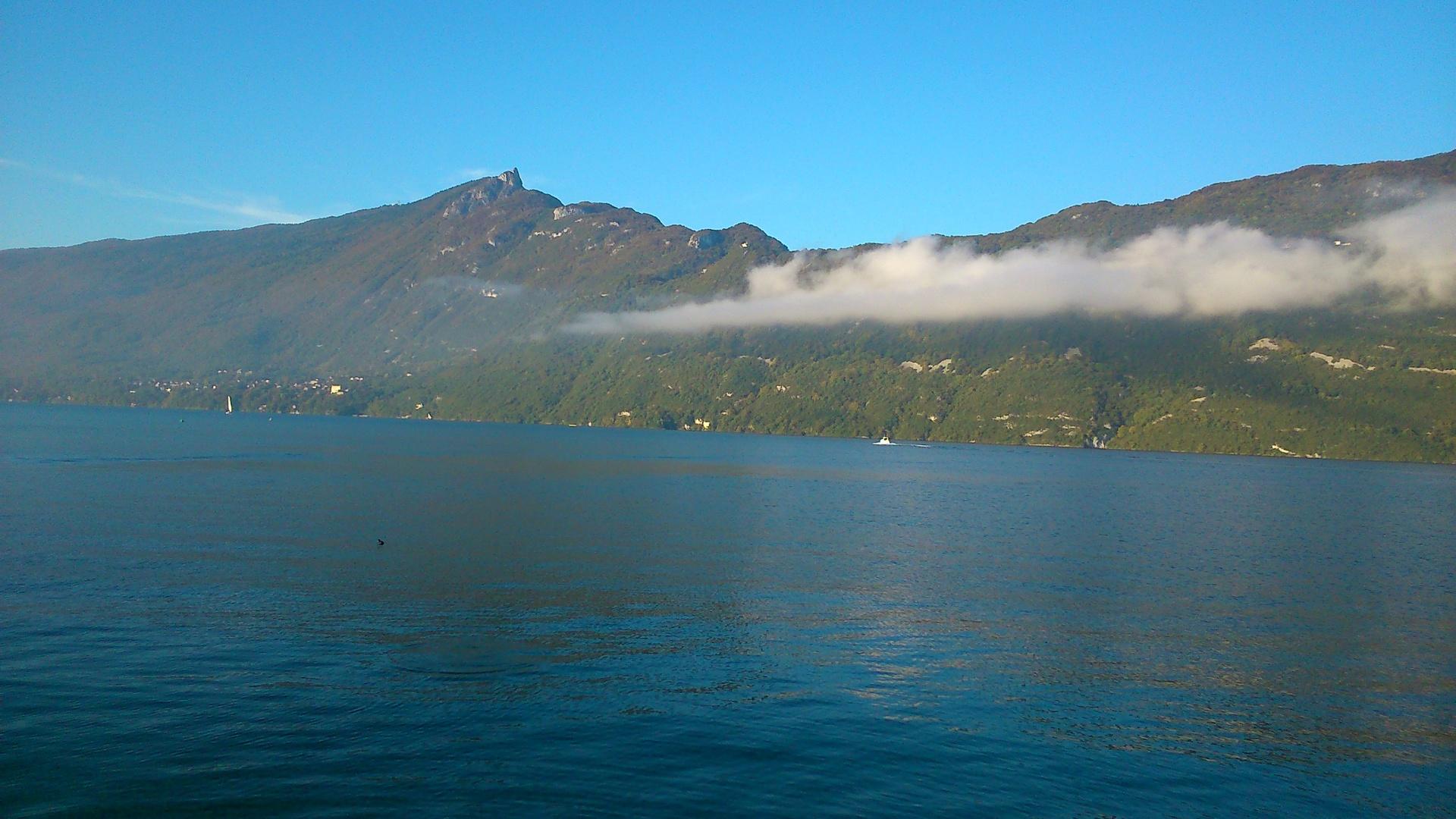 Lac du Bourget. MPP